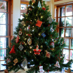 American Needlepoint Guild Christmas tree