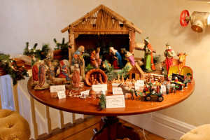 Bill Hendel's International Creche Collection at Highfield Hall