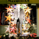 Maxwell's Holiday Window