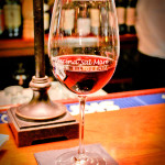 Glass of Wine at La Cucina
