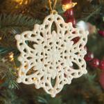 Snowflake on the Tree