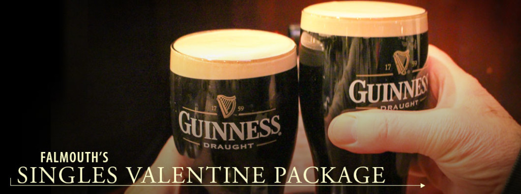 Falmouth's Singles Valentine Package