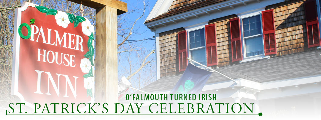 St. Patrick's Day in O'Falmouth Villiage