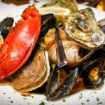 Cape Cod Restaurant Review Quarterdeck: Seafood Pot