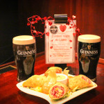 Finding love, Irish Egg Rolls and a couple of pints at Liam's