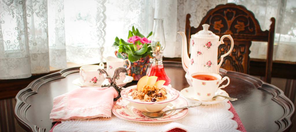 Recipe for Maple Oatmeal
