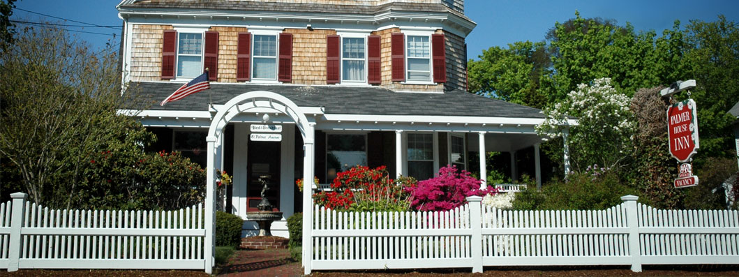 Cape Cod Inn: Palmer House Inn