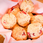 Cape Cranberry Nut Muffins