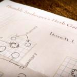 Cape Cod Garden plan