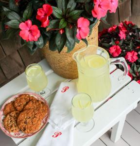 Cape Cod Lavender lemonade recipe