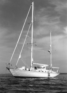 Shanachie sailboat