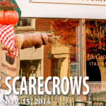 Falmouth's Village of Scarecrows