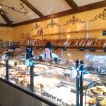 Inside the Boulangerie Maison Vallette