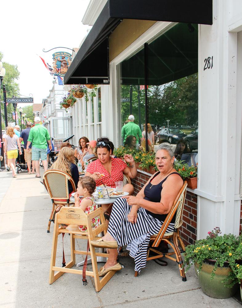 Parkside Cafe Falmouth Ma