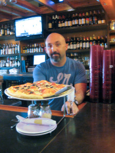 Pizza at the Bar