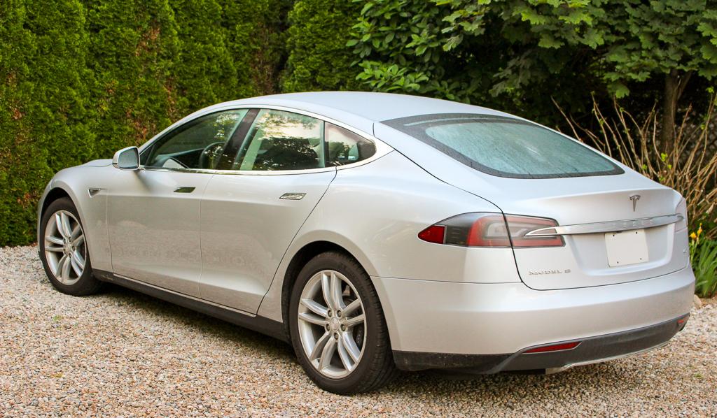 Tesla destination charging station Cape Cod
