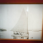 Historic Cape Cod: Spritsail Sailboat