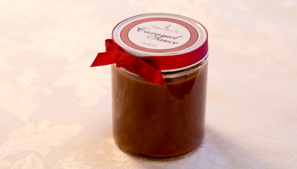 Salted Cape Caramel Sauce