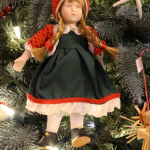 Deirdre's Doll Ornament