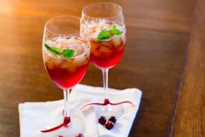 Cape Christmas Cranberry Julep