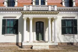Penniman House Door