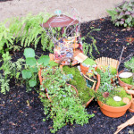 Fairy House in Highfield's Garden