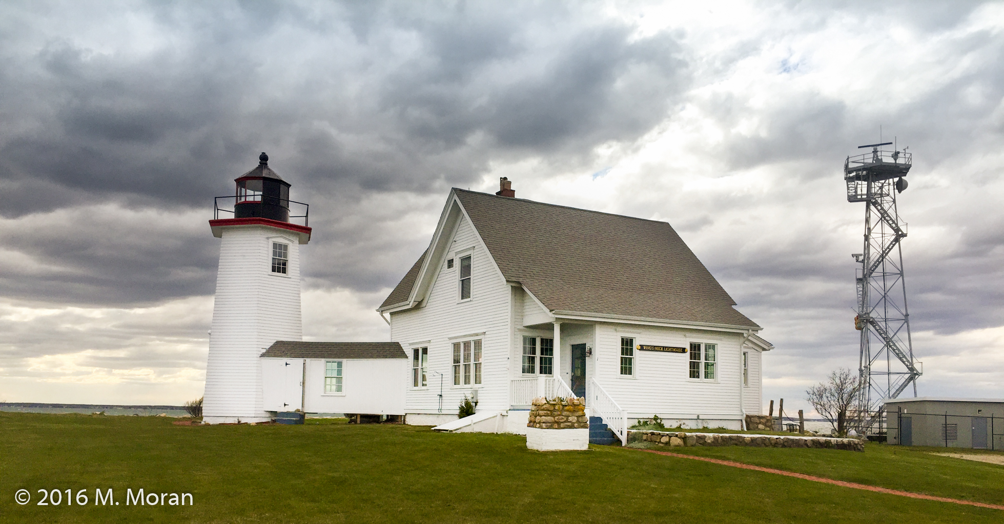 Wings Neck Lighthouse and Tower