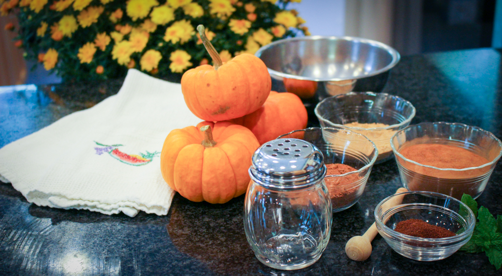 Pumpkin Spice Mix recipe