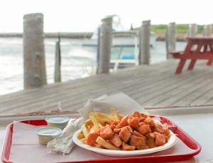 Scallops by the sea, Cape Cod