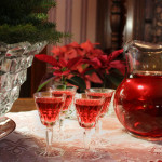 Christmas Poinsettia Punch Recipe