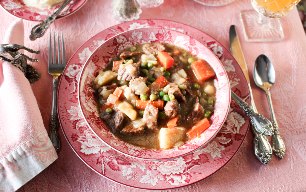 Riley's Irish Stew Recipe