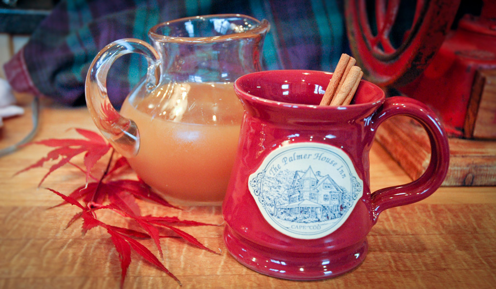 Mulled Buttery Cider recipe