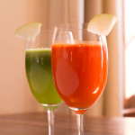 A Healthy Veggie Juice recipe for the new year.