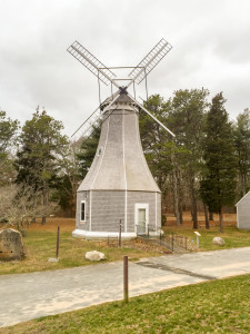 Cape Cod Museum Trail: Aptucxet Trading Post Windmill
