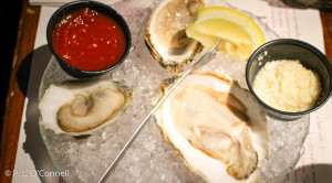 Quarterdeck's Oysters
