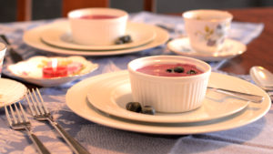 Wild Blueberry Soup Recipe