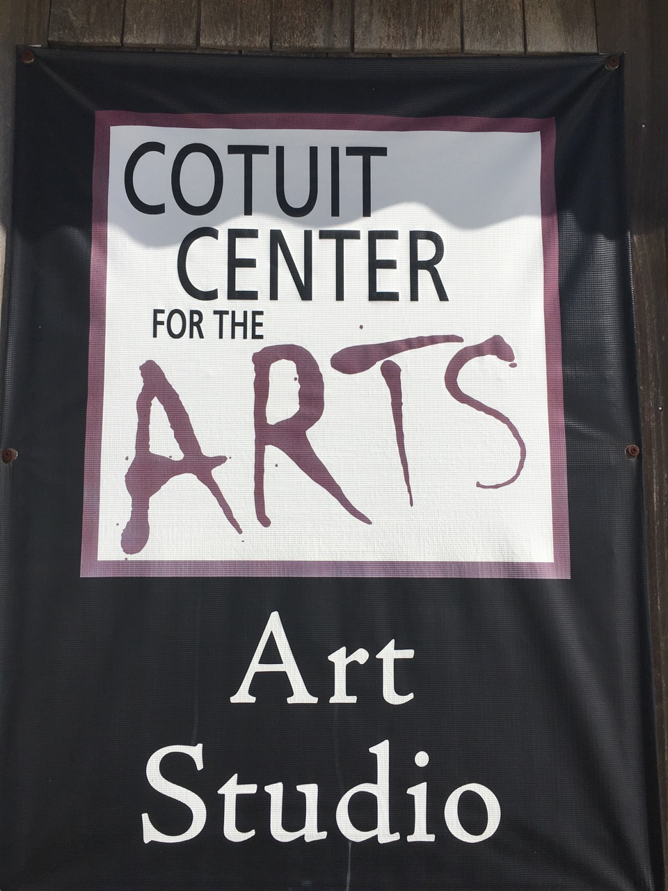 The Cotuit Center for the Arts, part of the Cape Cod Museum Trail.