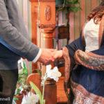 Fall wedding vows