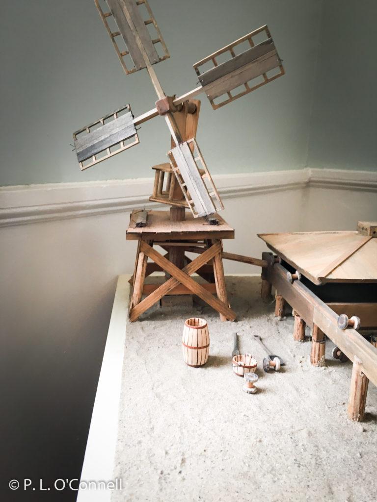 Saltworks miniature