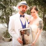 Winter wedding on Cape Cod