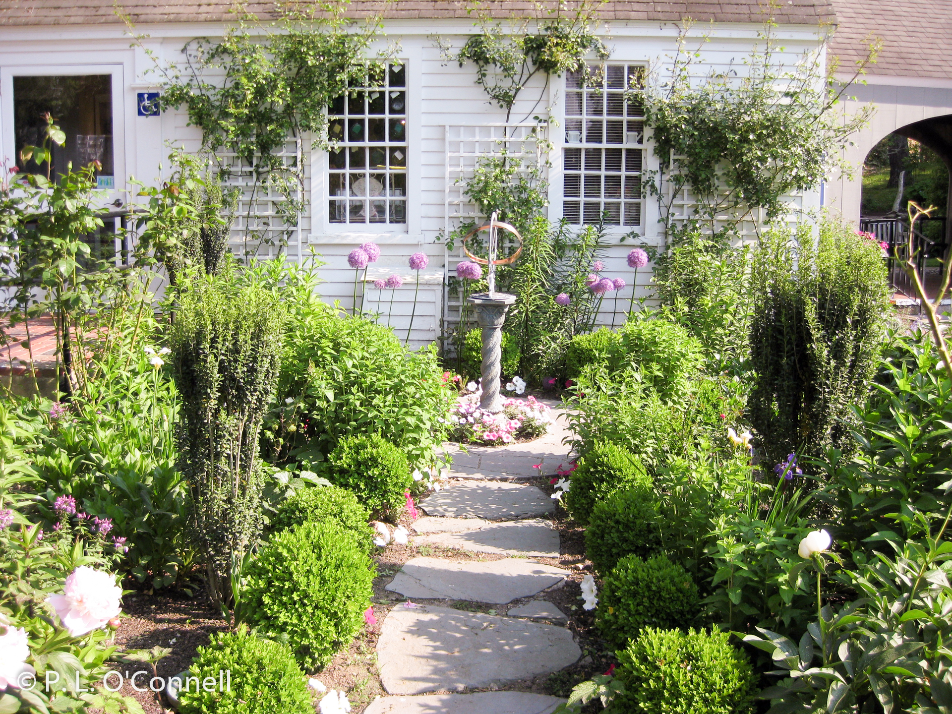 Heritage Museum Gardens Palmer House Inn Falmouth Ma