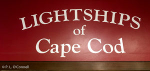 Maritime Museum lightships sign