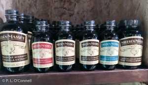 Vanilla Display, Spice & Tea Merchants
