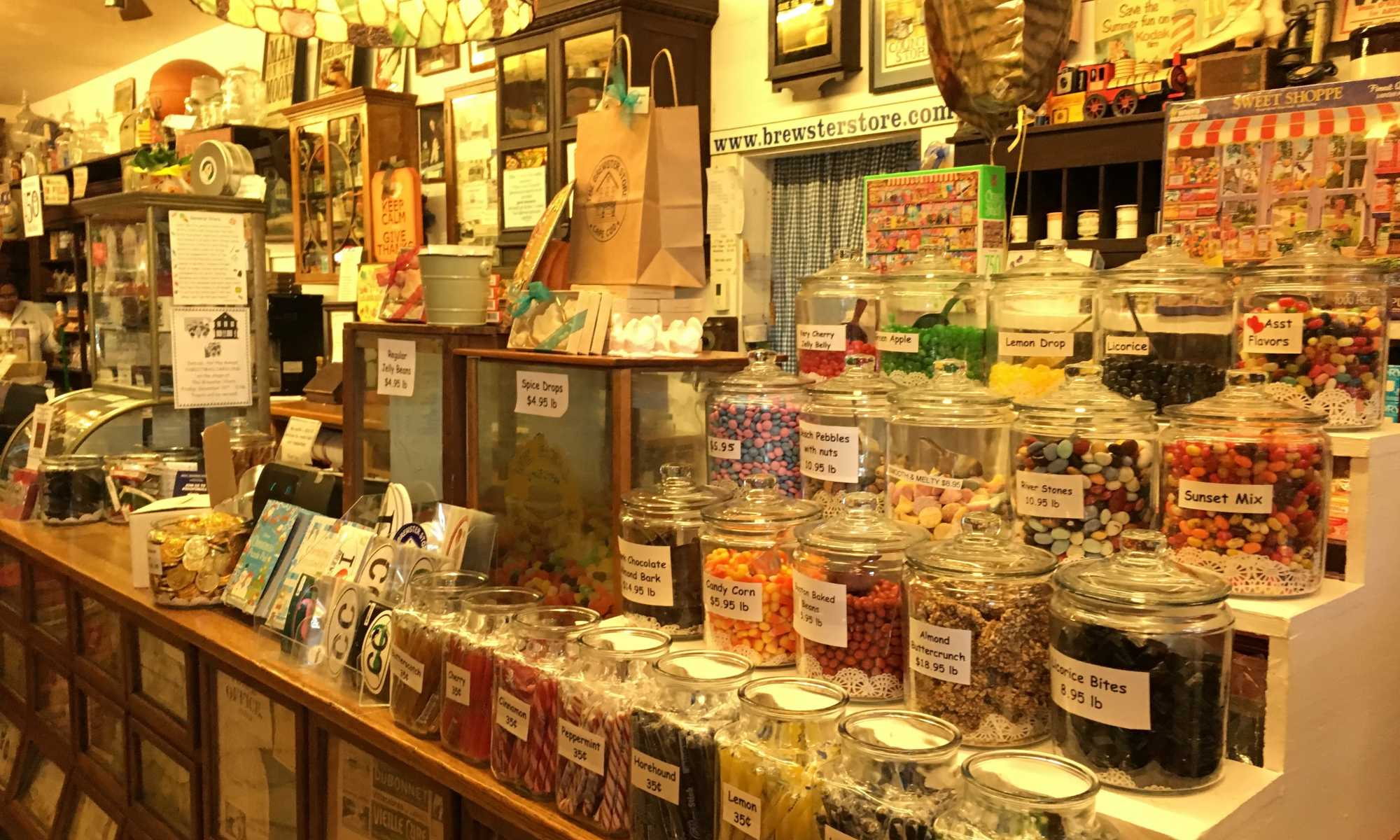 sweets Brewster General Store
