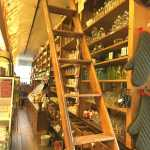 store shelves Brewster General Store