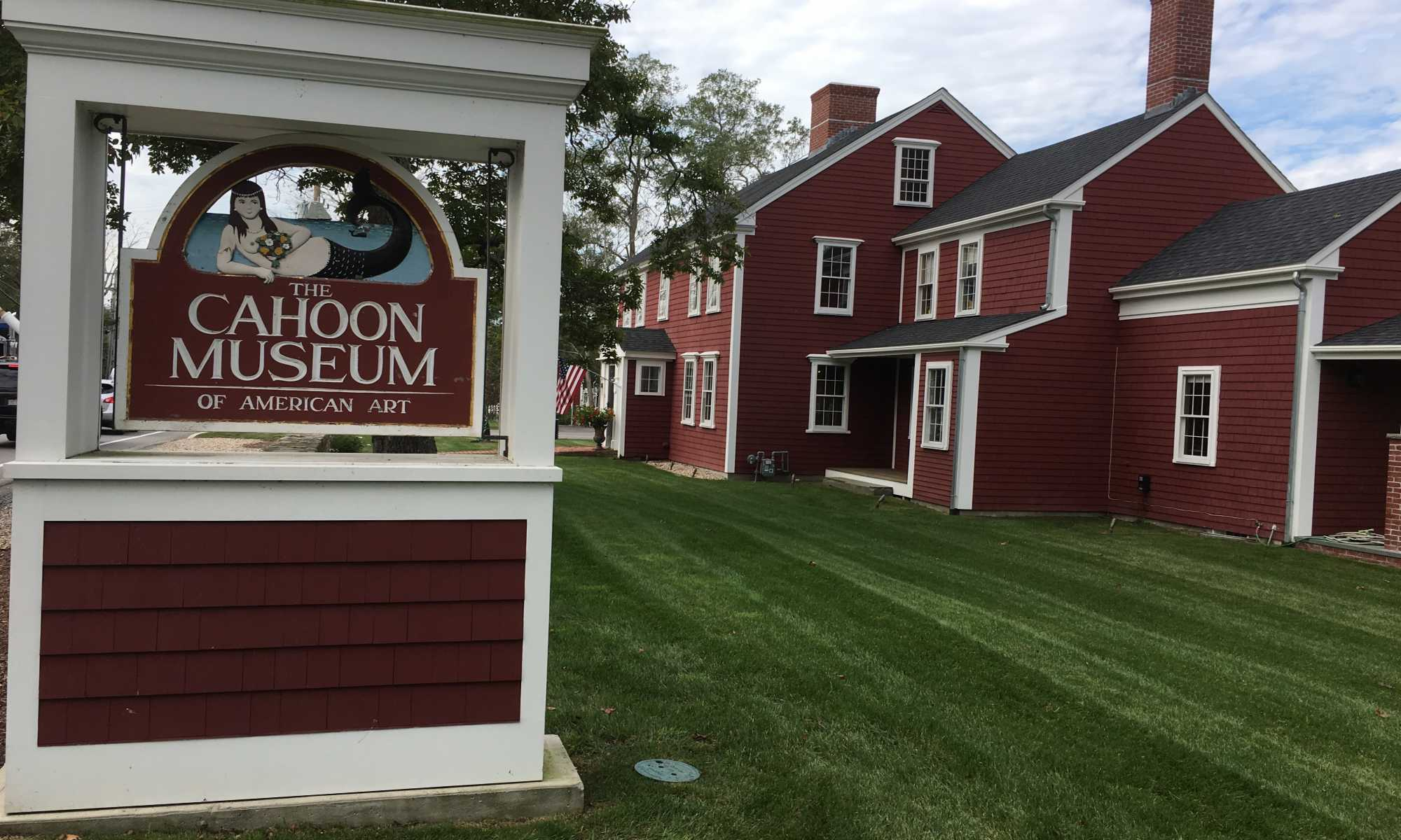 Cahoon Museum of American Art