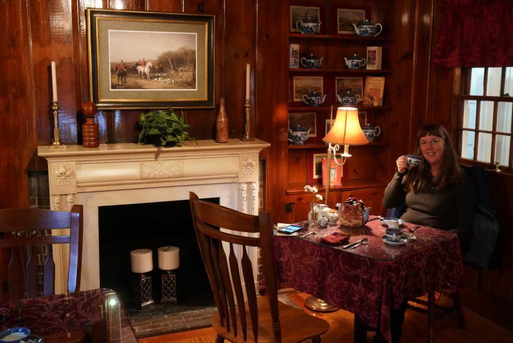 Dunbar House Tea room