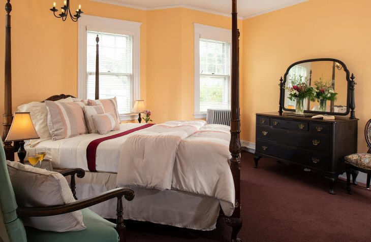 Exceptional Falmouth, MA Accommodations - Room 2 the Edith Wharton Room