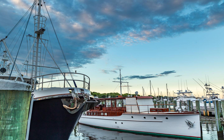 Falmouth Cape Cod Harbor