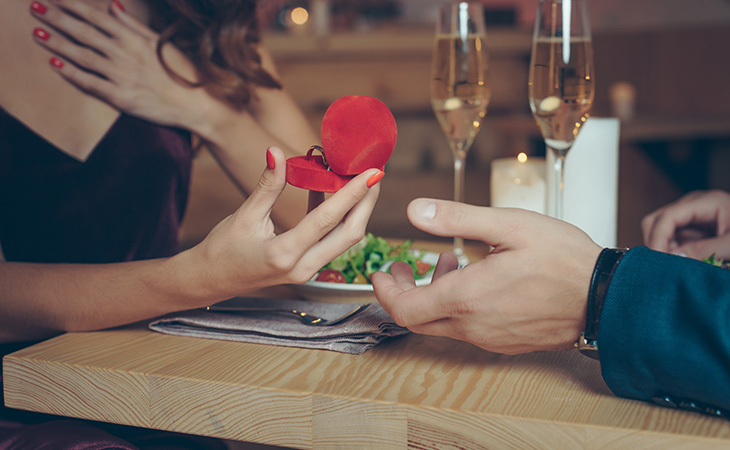 Wine & Dine the One Your Love